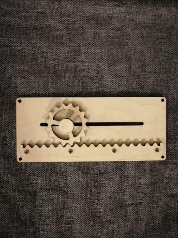Шестеренки для бизиборд шестернка зубчатая рейка