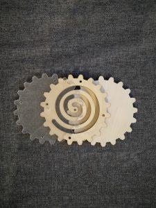 Шестеренка серии 6Ш120