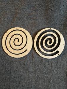 Купить спиральный лабиринт
