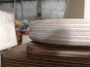 Торец столешницы из фанеры