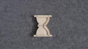 Песочные часы для бизиборд заготовка