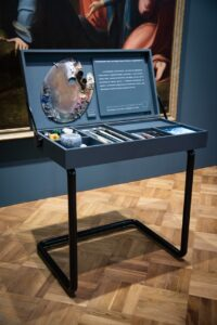 Инклюзивный стенд для музея изготовление